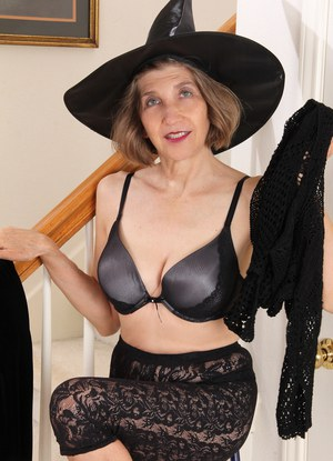Are mature halloween witches think