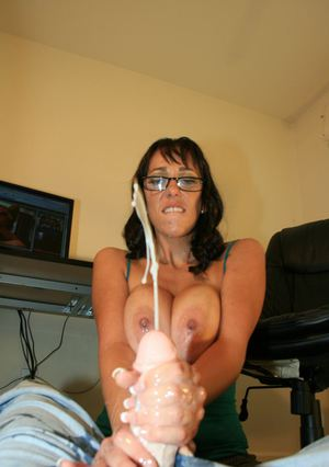 Chubby with glasses fucked in different positions 9