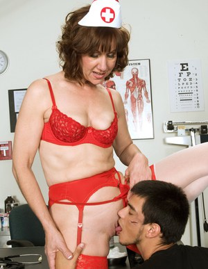 Mom In Uniform Porn