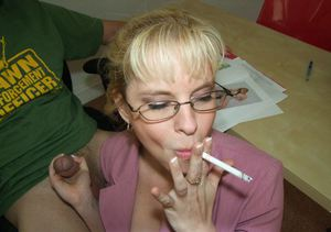 Smoking Mom Porn