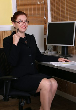 Mom Secretary Porn