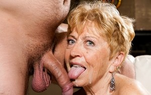 Mom Facial Porn